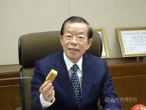 謝長廷駐日代表