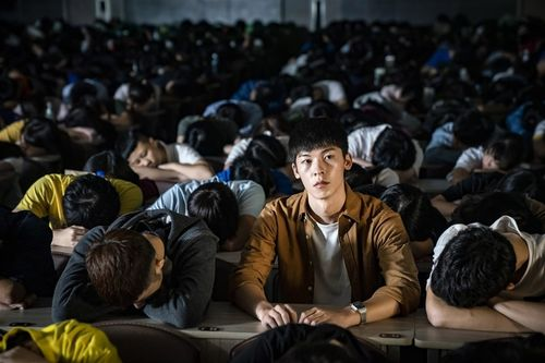 台湾映画「ひとつの太陽」場面写真=甲上娯楽提供