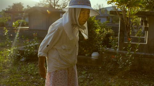ドキュメンタリー映画「緑の牢獄」場面写真=黄インイク監督提供