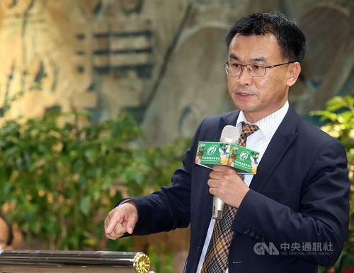 農業委員会の陳吉仲主任委員