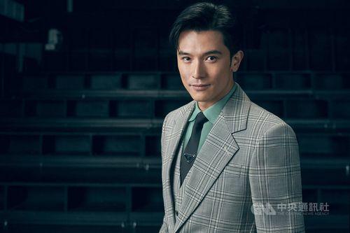 俳優のロイ・チウ(邱沢)=台北映画祭提供