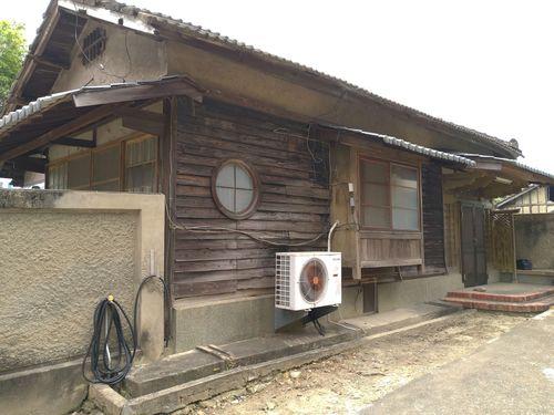 台南市の歴史建築に登録された日本統治時代からの建物=同市文化資産管理処提供