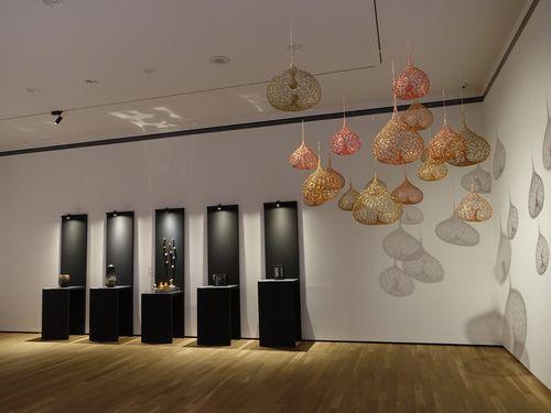 台湾と金沢の工芸家による交流展、台南で開幕=台南市美術館提供