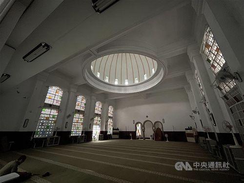 台北清真寺(モスク)