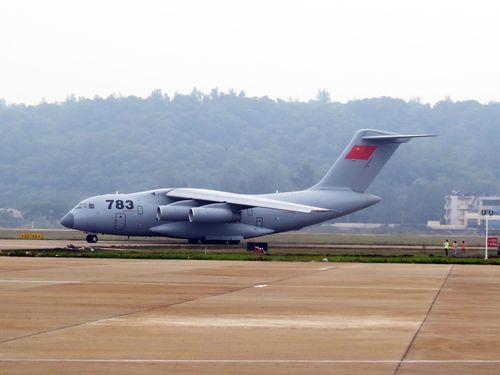 中国のY20輸送機