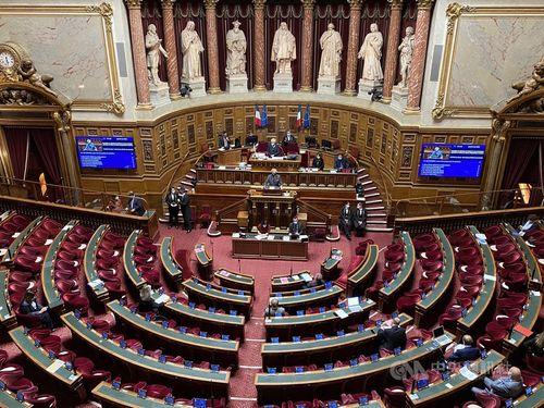 仏上院、台湾支持の決議案を反対ゼロで可決
