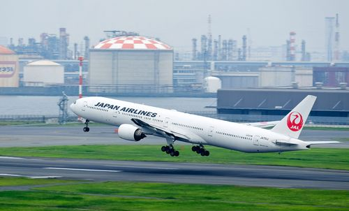 日本航空、成田―高雄線を7月から運休=資料写真