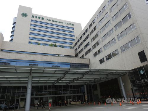 新型コロナウイルスの院内感染が発生した新北市板橋区内の病院