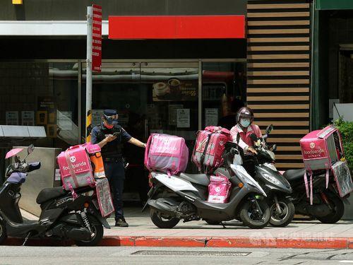 台北と新北、店内での飲食を全面禁止に 24日から/台湾