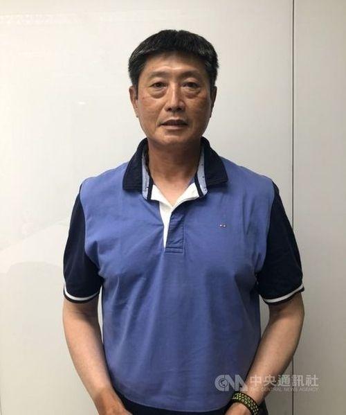 代表チームの監督に選ばれた呉思賢氏=中華民国野球協会提供
