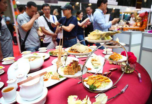 2019年の台湾美食展