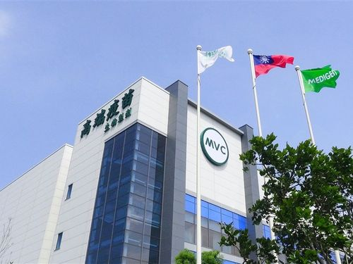 新竹県内にある高端の生産拠点=同社のフェイスブックから