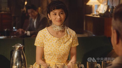 台湾ドラマ「茶金」でヒロインを演じるリエン・ユーハン=公共テレビ提供