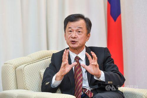 大陸委員会の邱太三主任委員