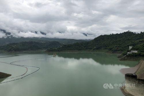 南部・嘉義県の曽文ダム=南区水資源局提供