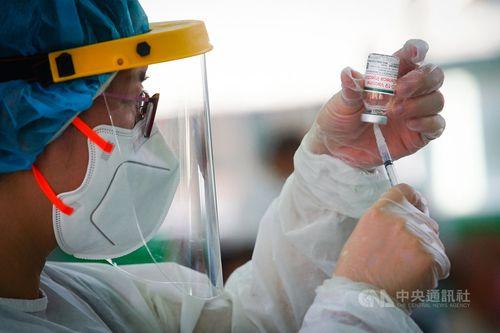 余ったワクチンを有効活用 台湾、キャンセル待ちの登録可能に=資料写真