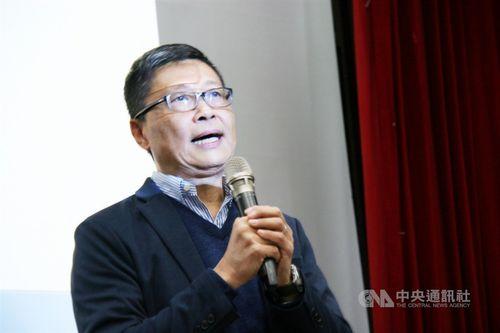 9月から台湾の政治大で教えることになる陳健民氏=資料写真