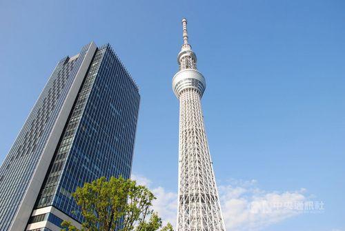 東京スカイツリー=ライオントラベル提供