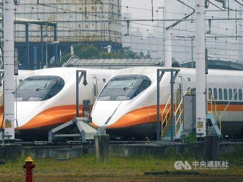 台湾新幹線、運転本数180本増加へ 9月から=資料写真