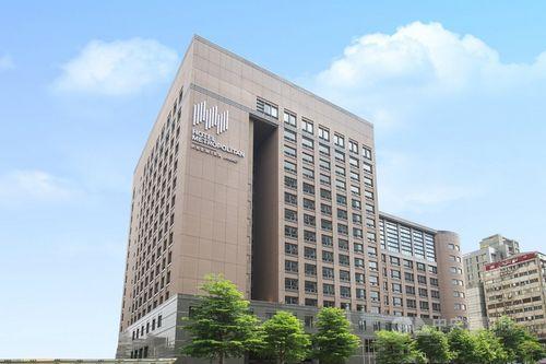 23日に開業するホテルメトロポリタン プレミア 台北=同社提供