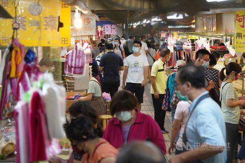 台湾、25日の国内感染ゼロ 108日ぶり=資料写真