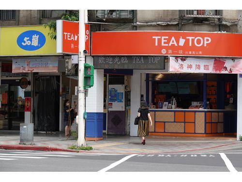 台湾のドリンク専門店(中央社資料写真)