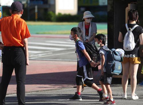 台湾、国内感染2人 死者1人 新北クラスター関係者1454人は陰性=写真は9月10日、新北市で撮影
