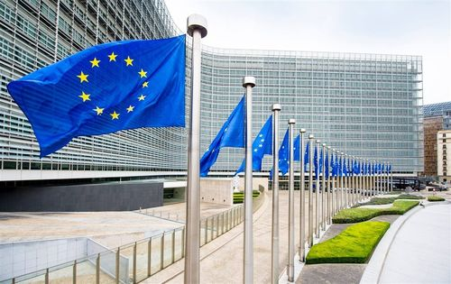 EUの旗=欧州委員会のフェイスブックから