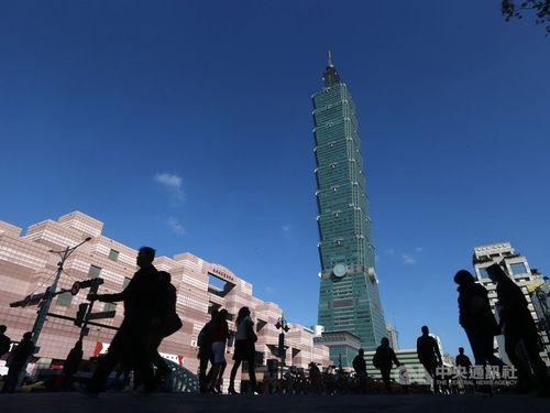 台湾のデジタル競争力、世界8位 初のトップ10入り=資料写真