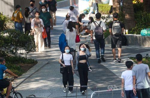 台湾、7日連続で国内感染ゼロ 新型コロナ=資料写真