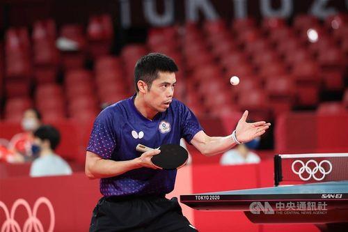 今夏の東京五輪で5大会連続の五輪出場を果たした荘智淵選手