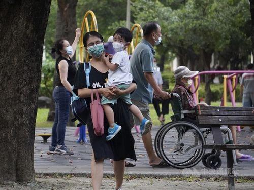 台湾、8日連続で国内感染ゼロ=資料写真