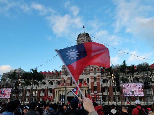 総統府、「一国二制度の拒否こそ台湾の民意」 習氏の演説に反論