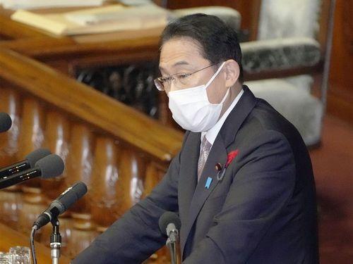 岸田文雄首相(共同通信社)