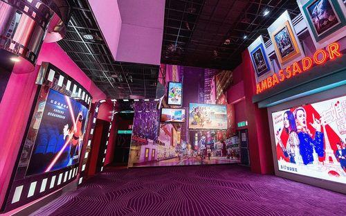 アンバサダー、台北微風の劇場を25日閉館 20年の歴史に幕=国賓影城のフェイスブックから