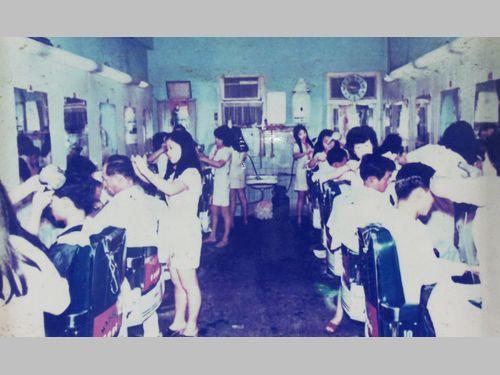 半世紀以上親しまれた台南の理髪店、時代に抗えず閉店へ