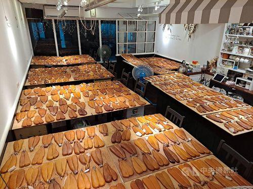 極上のカラスミいかが? 離島・馬祖で漁のシーズン到来