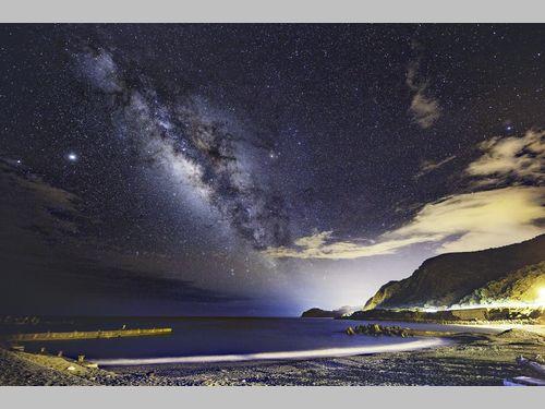 光害のない美しい夜空をPR 花蓮県、天文解説員の育成に注力