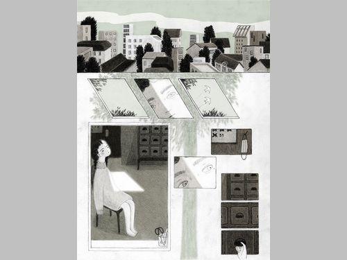 台湾の若手女性作家、絵本原画の国際コンクールで大賞受賞