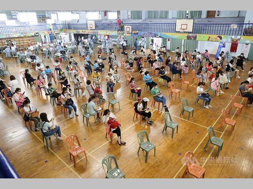 台湾のコロナワクチン接種率、16%を突破