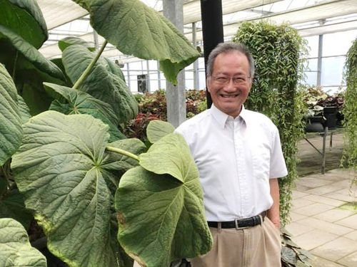 Pingtung plant shelter: the 'Noah's Ark' of our age