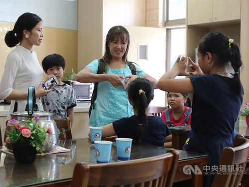How one school helped change Taiwan's attitude towards immigrants