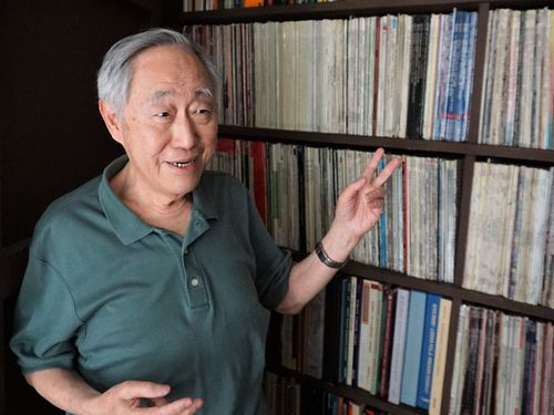 A retired doctor's gift to Tainan's Xushi Music Library