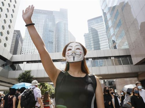 Hong Kong's ban on masks during protests will raise tensions: MAC