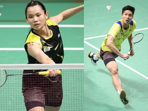 Taiwanese badminton aces reach second round in Denmark Open