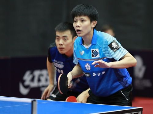 Taiwan's Cheng reaches quarterfinals in women's table tennis world cup