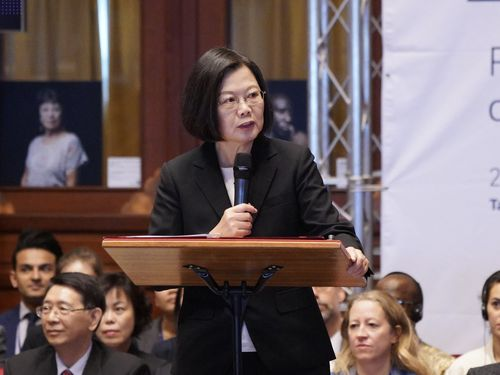 Taiwan has not given up jurisdiction in murder case: Tsai