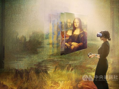 HTC teams up with Louvre Museum for Mona Lisa VR experience