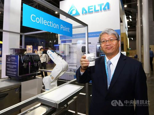 Delta Electronics to team up with Singapore's JTC in Industry 4.0