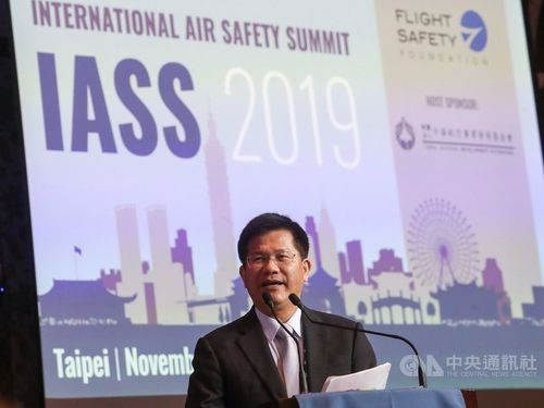 'ICAO should not leave Taiwan behind': transportation minister